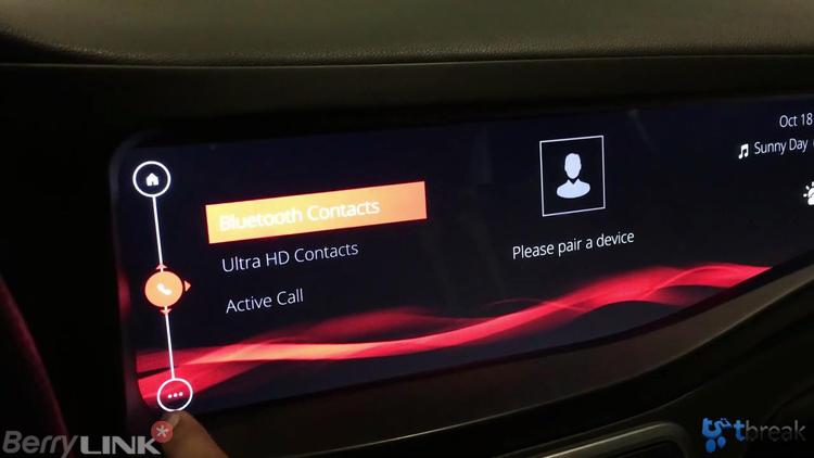 BlackBerry QNX Powered Mercedes_a
