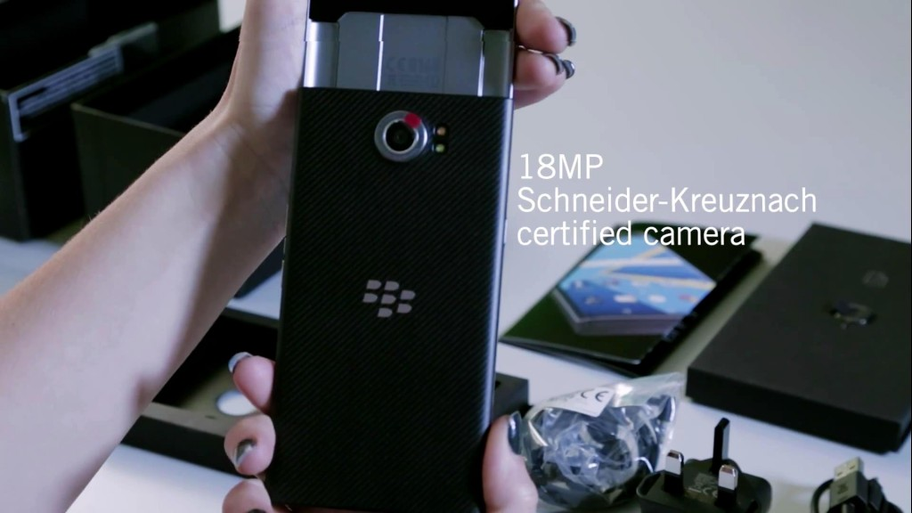 PRIV by BlackBerry unboxing_201510310105
