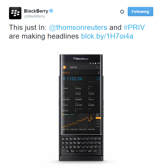 thomsonreuters and PRIV