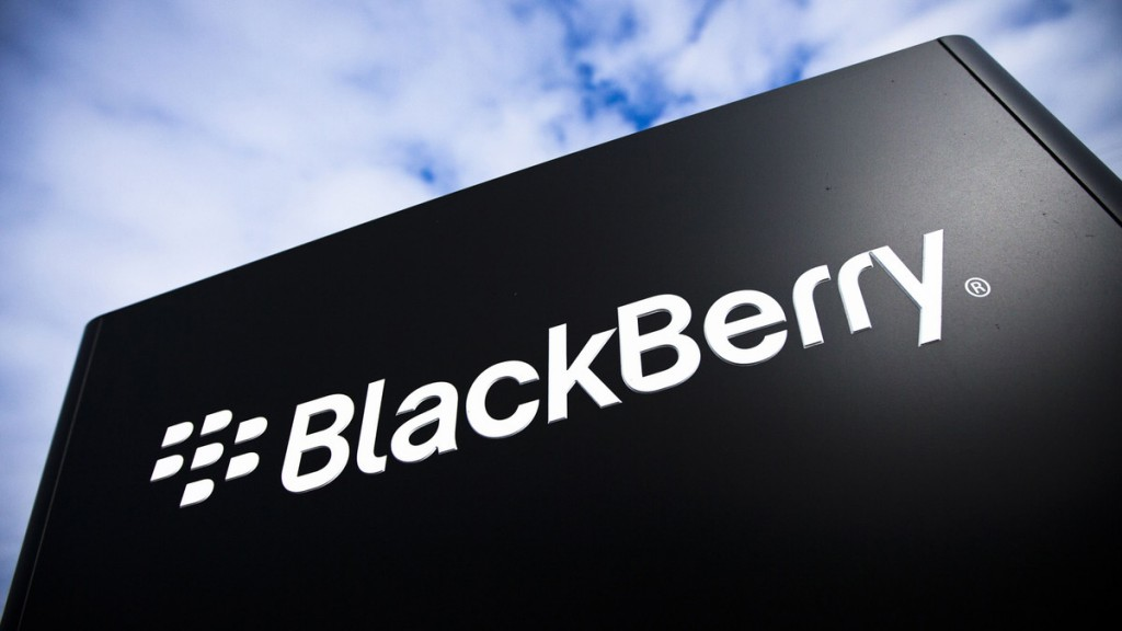 BlackBerry-Signage