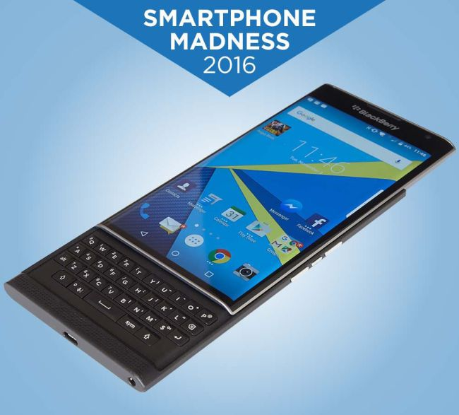 Smartphone Madness 2016 PRIV