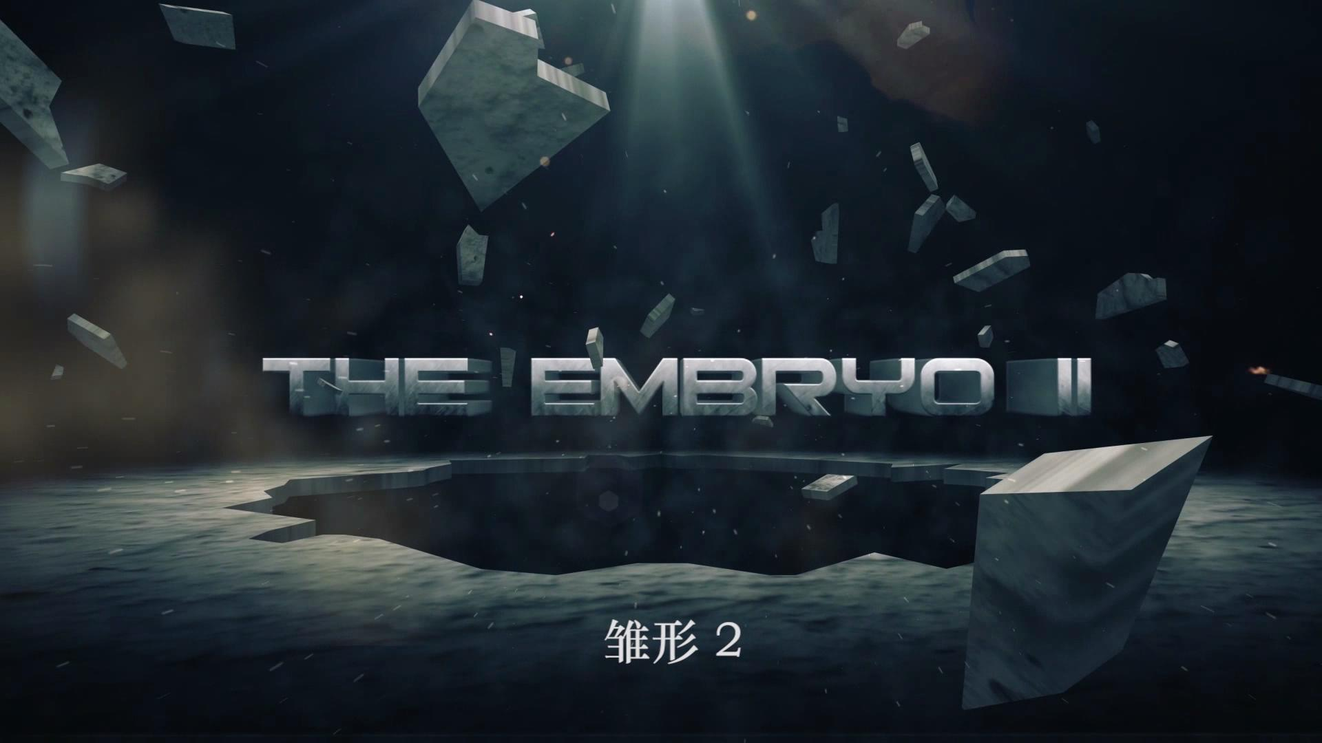 THE EMBRYO II-1