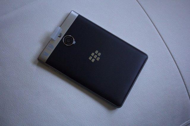 blackberry passport android