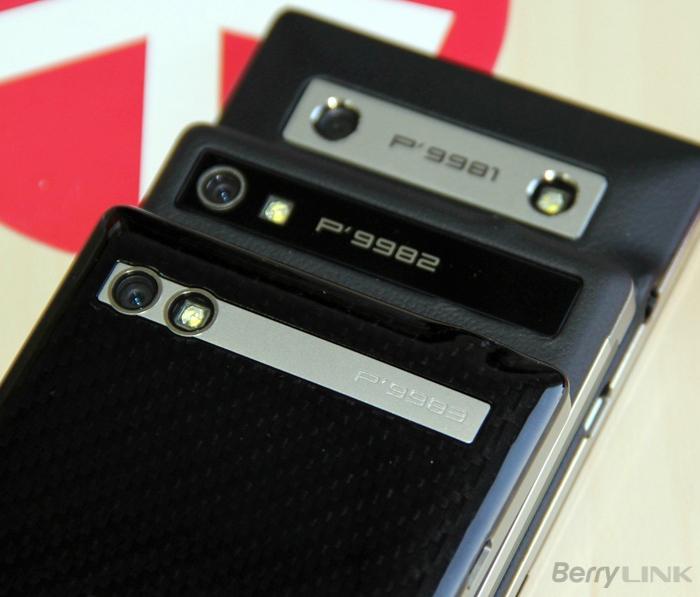 黑莓与保时捷(porsche Design)合作终结 黑莓p9984上市无望 黑莓手机爱好者