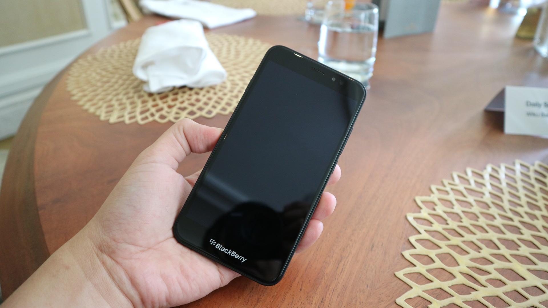 BlackBerry Aurora G-1