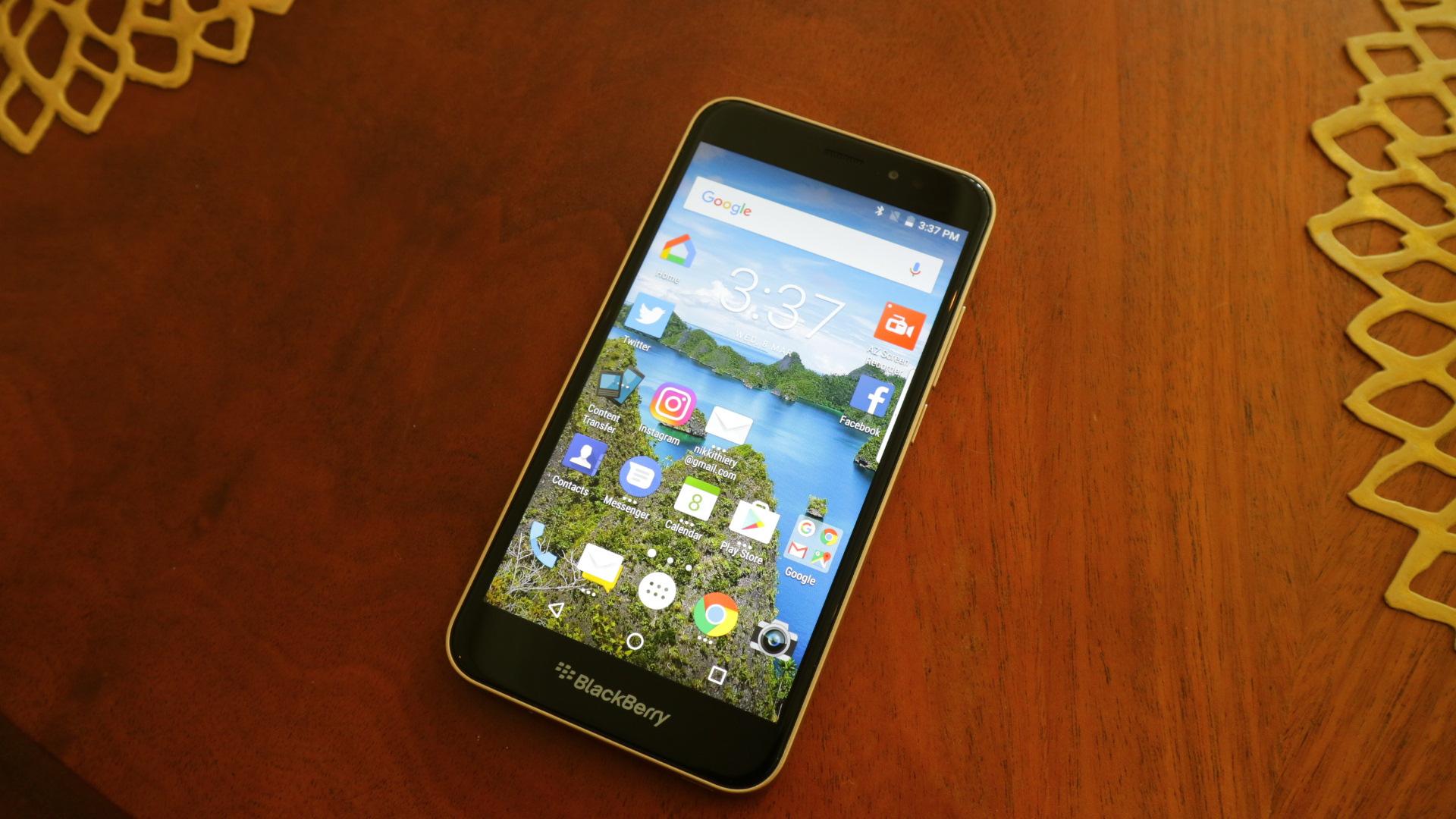 BlackBerry Aurora G-12