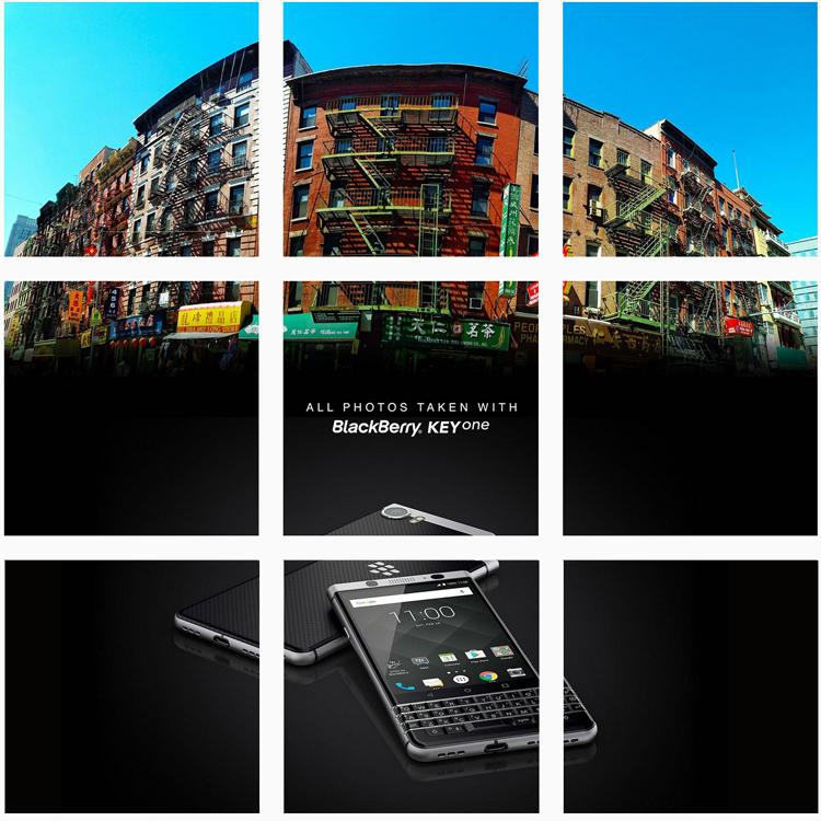 BlackBerry Mobile官方Instagram