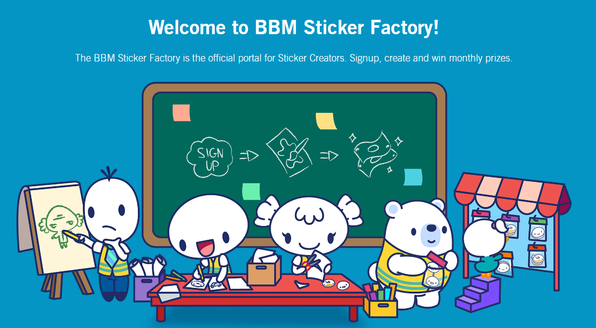 bbm-launches-bbm-sticker-factory