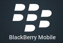 blackberry mobile logo