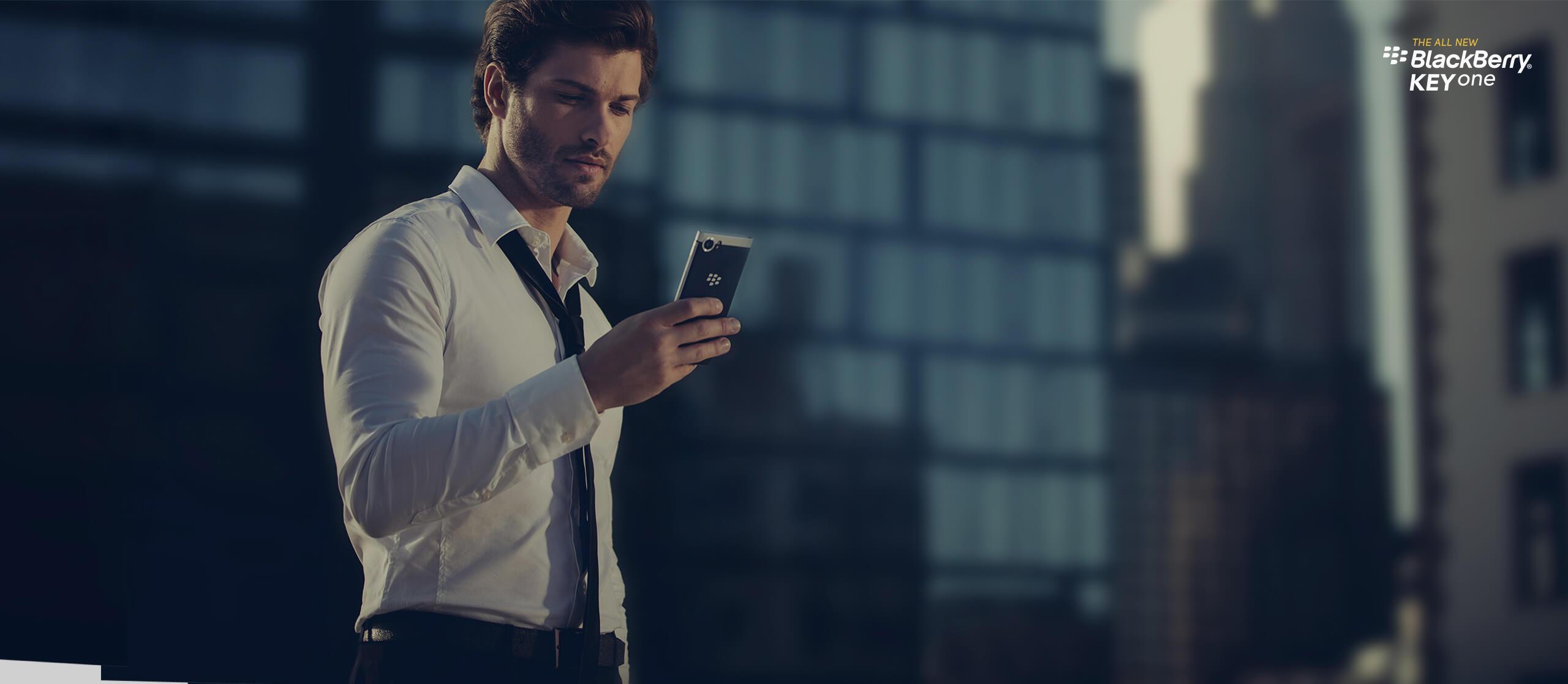 黑莓keyone广告海报素材图片