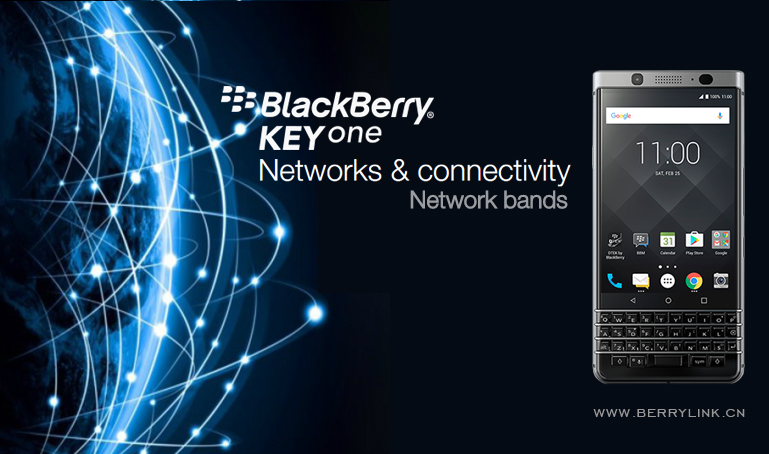 keyone Network bands