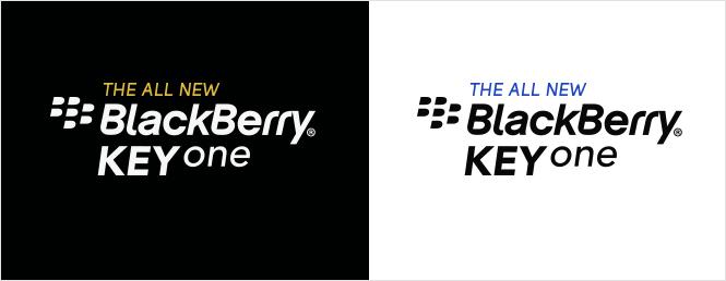 blackberry keyone logo