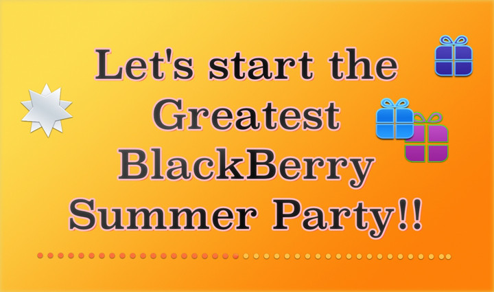 summer party redeem