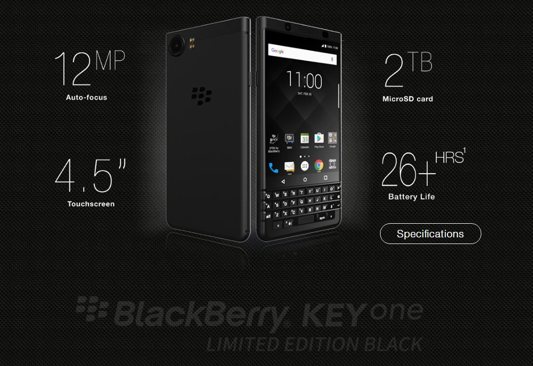 BB KEYone Black-2