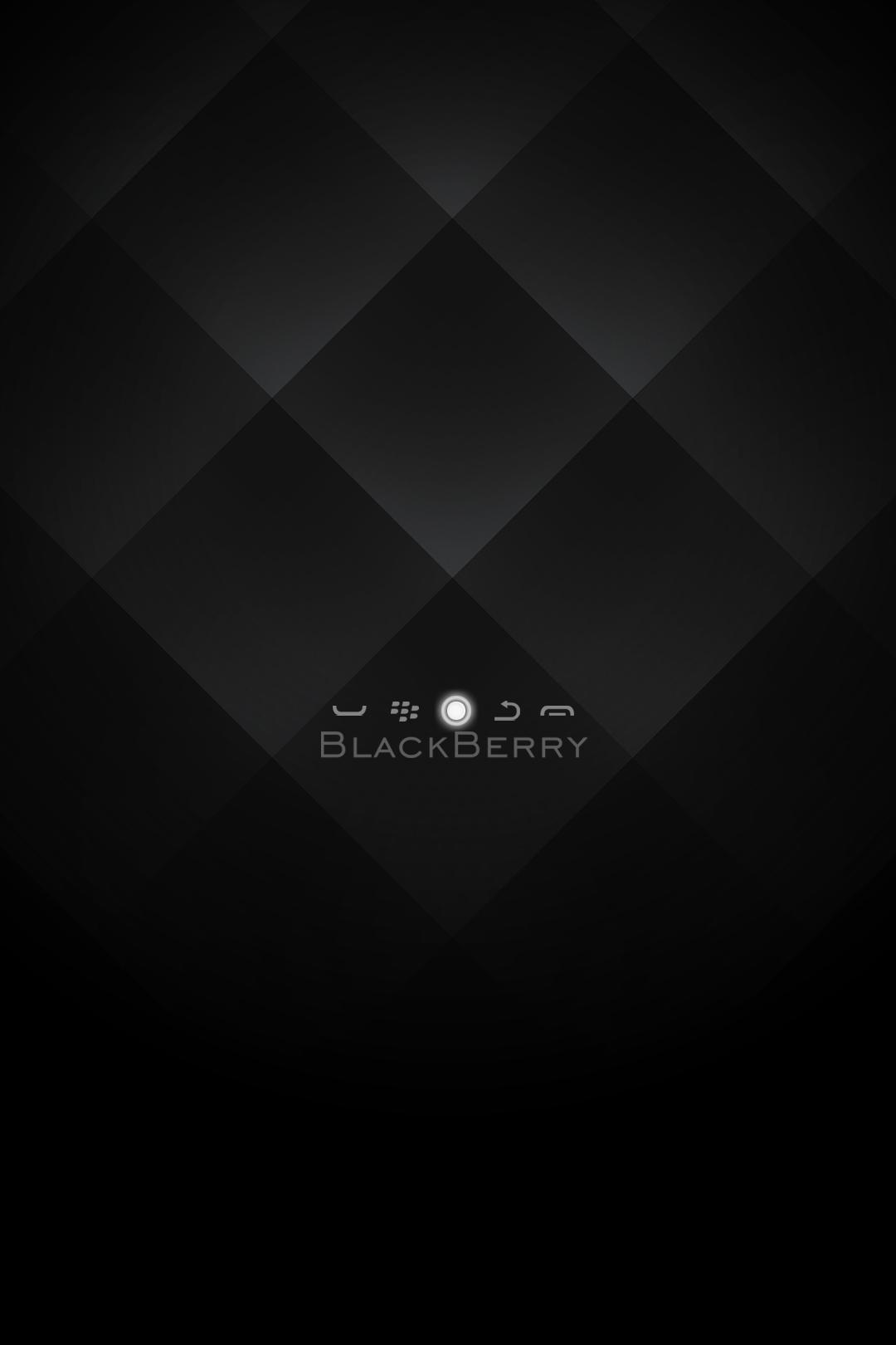 黑莓轨迹球