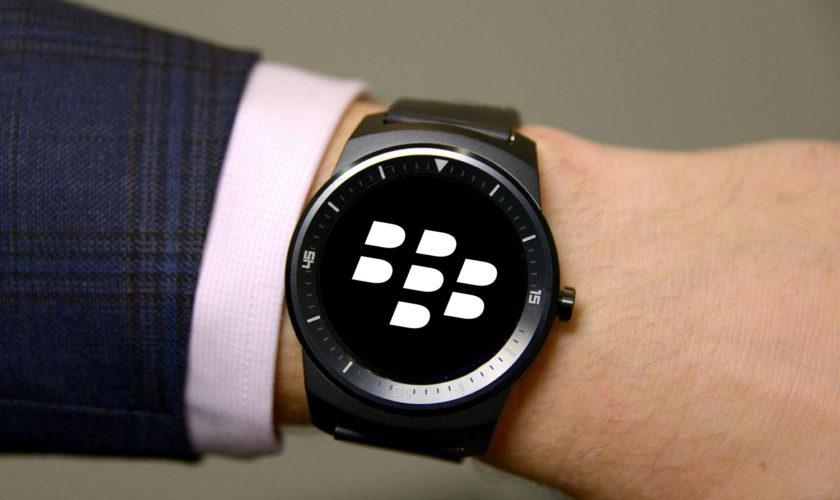 黑莓智能手表