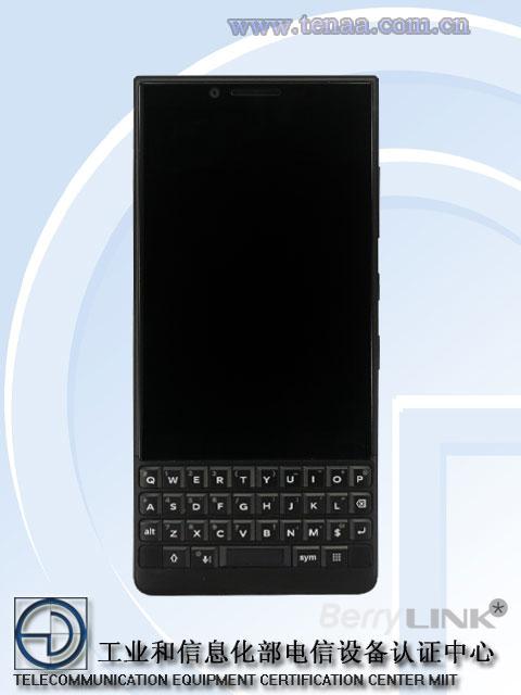 BlackberryKEY2(BBF100-4)