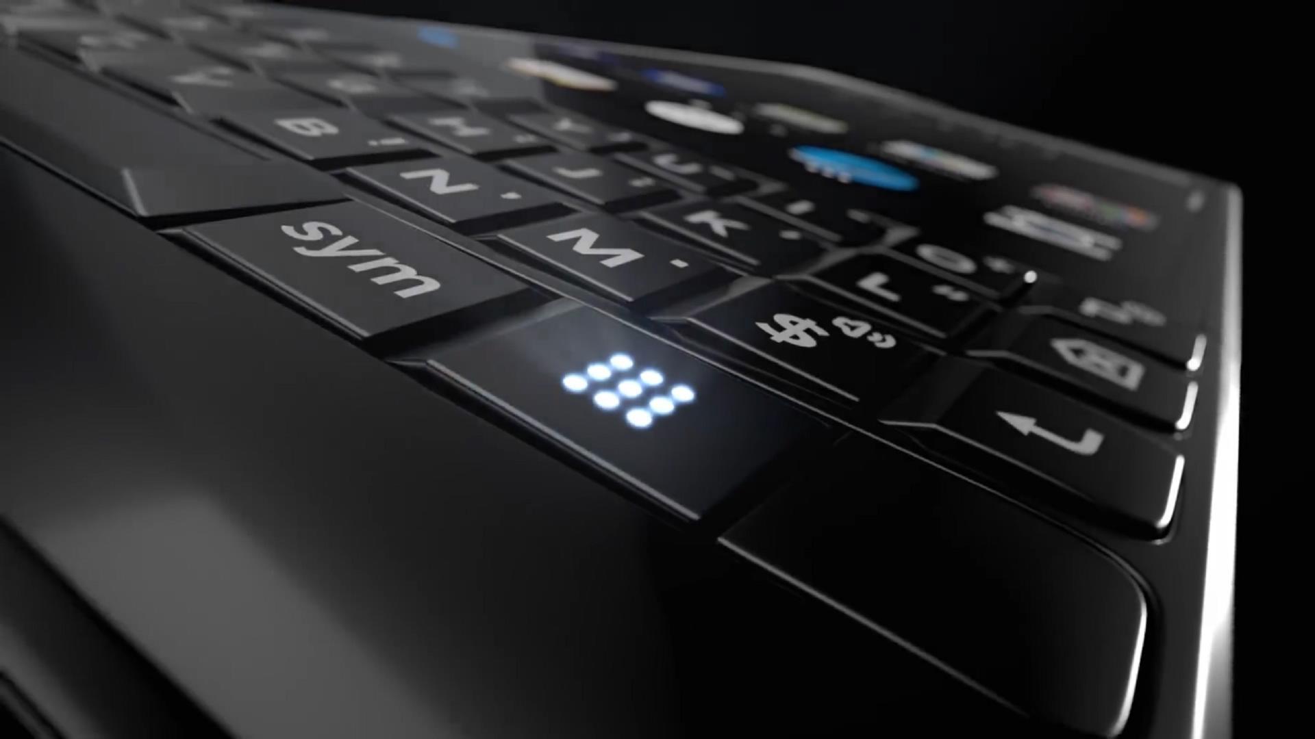 黑莓KEY2键盘图标