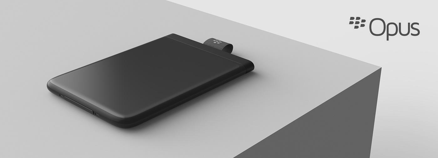 黑莓Blackberry Opus 概念设计