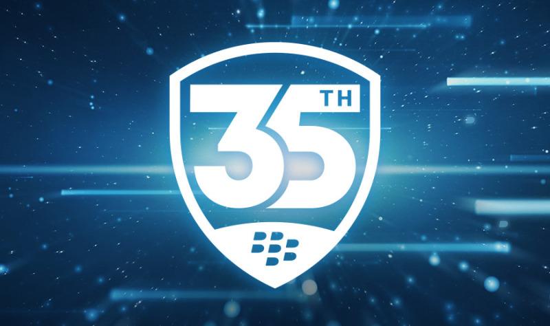 黑莓35周年纪念