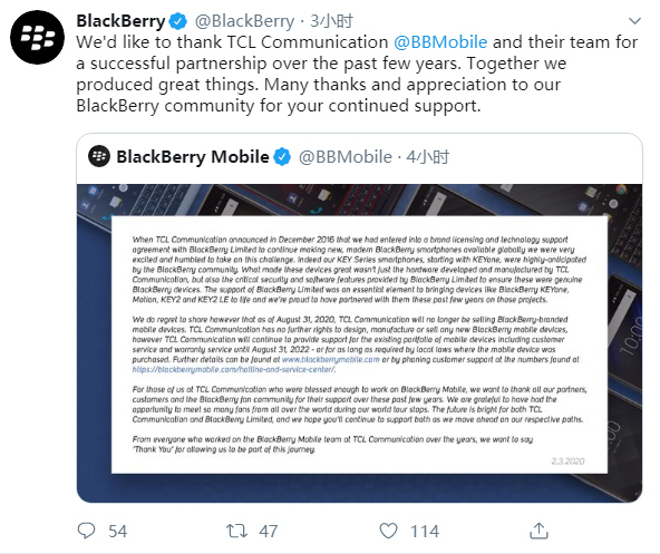 blackberrymobile twitter