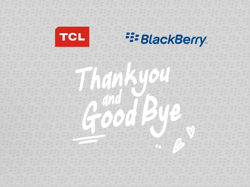 Blackberry TCL