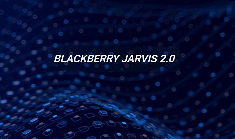 BLACKBERRY JARVIS